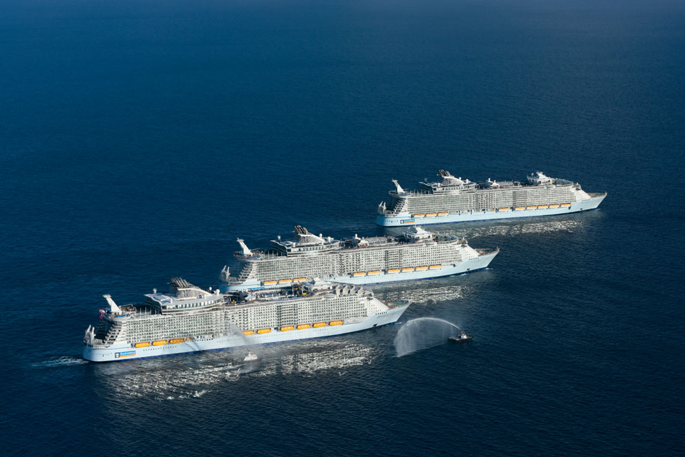 Oasis Class Ships Meetup - Cruise Hive