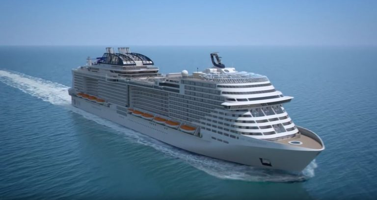 Take A Virtual Tour of The Upcoming MSC Meraviglia