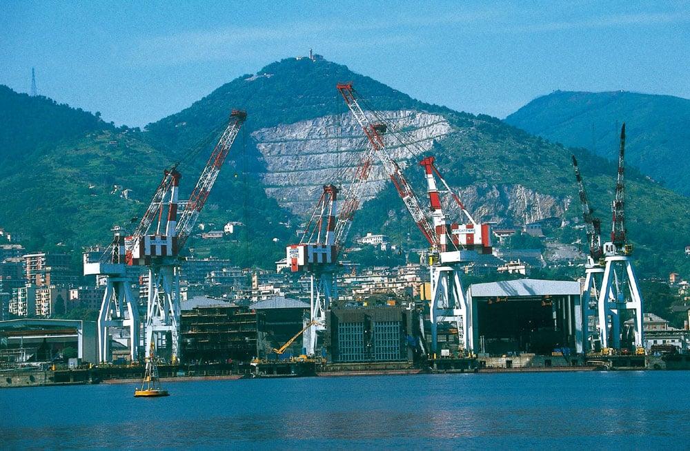 Genoa Shipyard