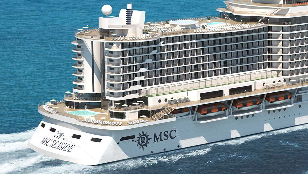 Countdown Begins On The Much Anticipated Msc Seaside