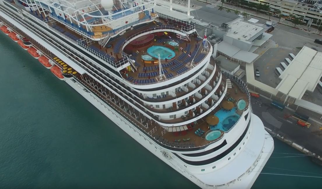 If You Are A Fan Of Cruise Ships Then You Really Should See This - Cruise ship port in miami