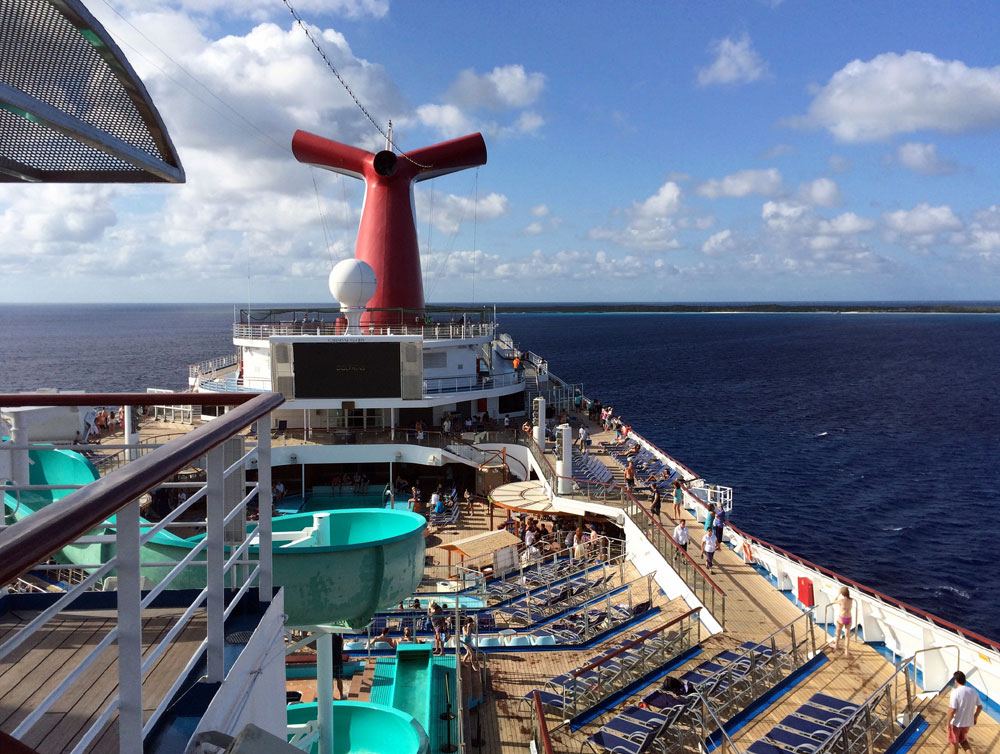 Carnival Glory Cruise Deals