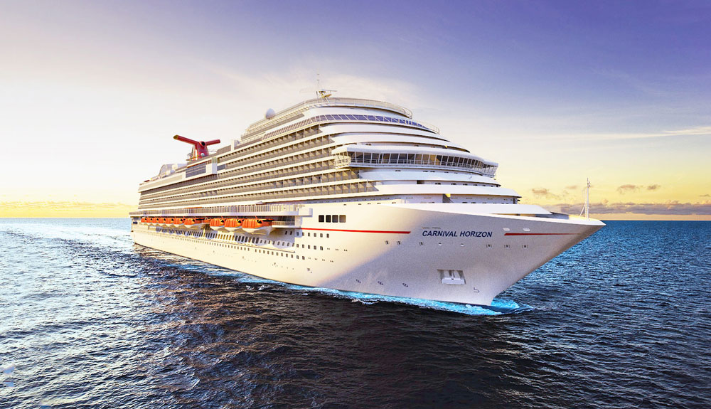 Carnival Horizon Cruise Deals