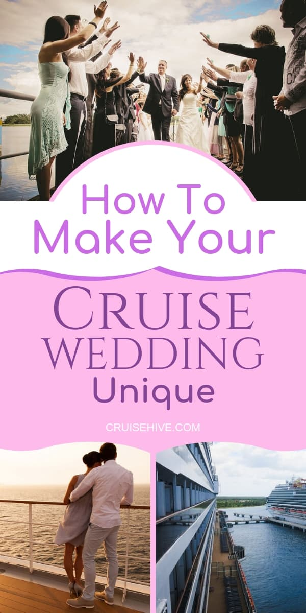 We've got you covered with cruise wedding tips to make sure you have that extra special day during a cruise vacation.