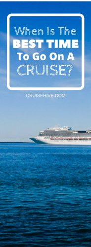The answer is not always easy and everyone's idea for the best time to cruise can vary. If you plan your time well, however, you'll be sure to have a great cruise no matter when you set sail.