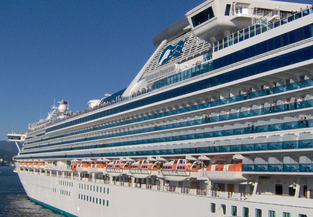 Emerald Princess cruise: Man dies in cruise ship gas explosion