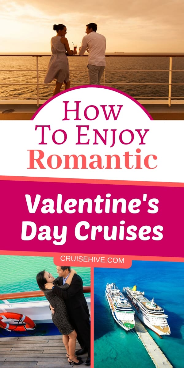 How about a romantic Valentines Day cruise? Here are tips to make sure your vacation is the best it can be with your loved one on the ship. This can also be used not just for the special day but any day of the year!