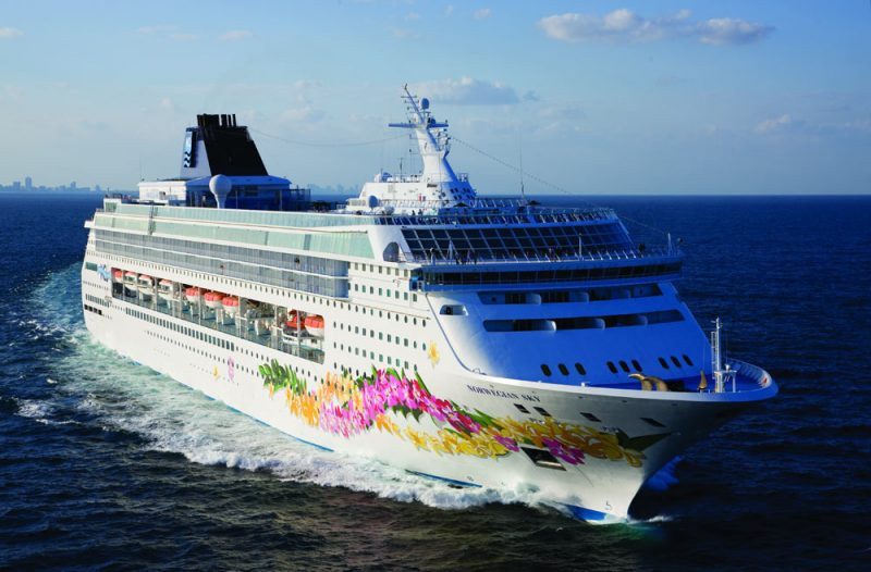 Norwegian Cruise Line Lost Millions in Preparing for Early Restart