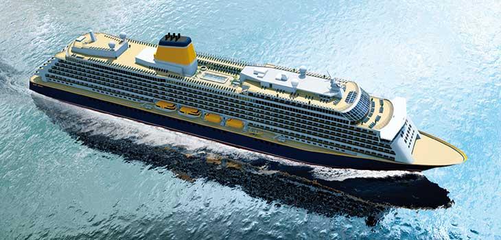 New Saga Ship