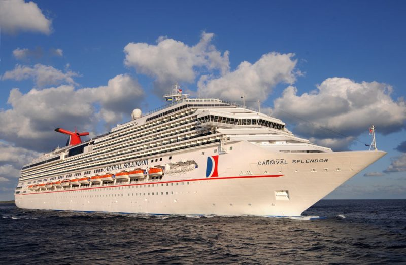 Carnival Splendor Cruise Deals