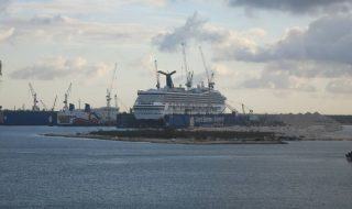 Cruise Dry Dock