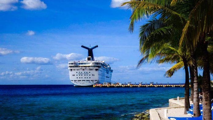 Carnival Paradise in the Caribbean