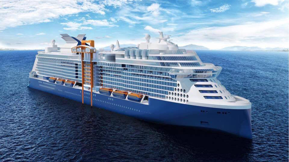 Cruise To The Edge 2020.8 New Mega Cruise Ships Arriving In 2020