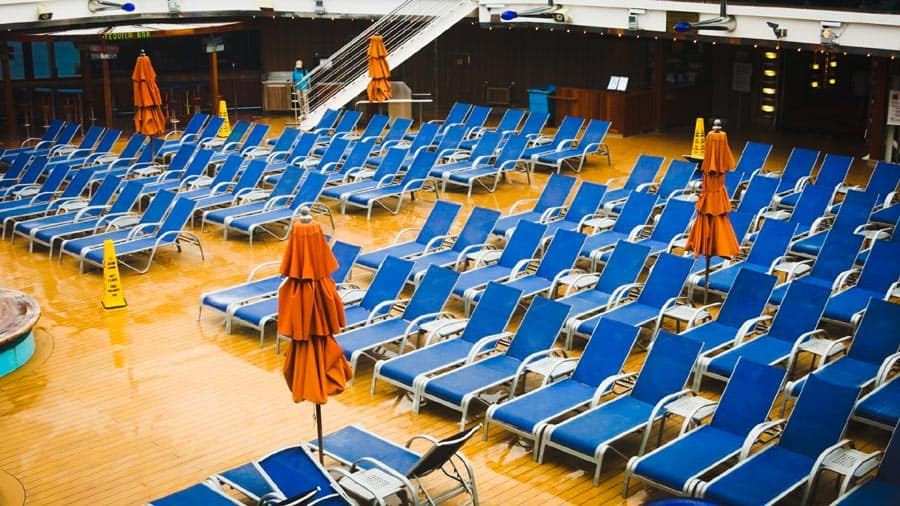 What To Do Onboard A Cruise Ship In Bad Weather