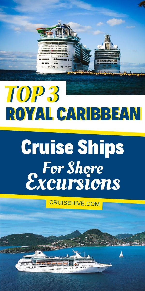 Royal Caribbean cruise ships you should think about trying for your next cruise vacation. Covering their itineraries and more.
