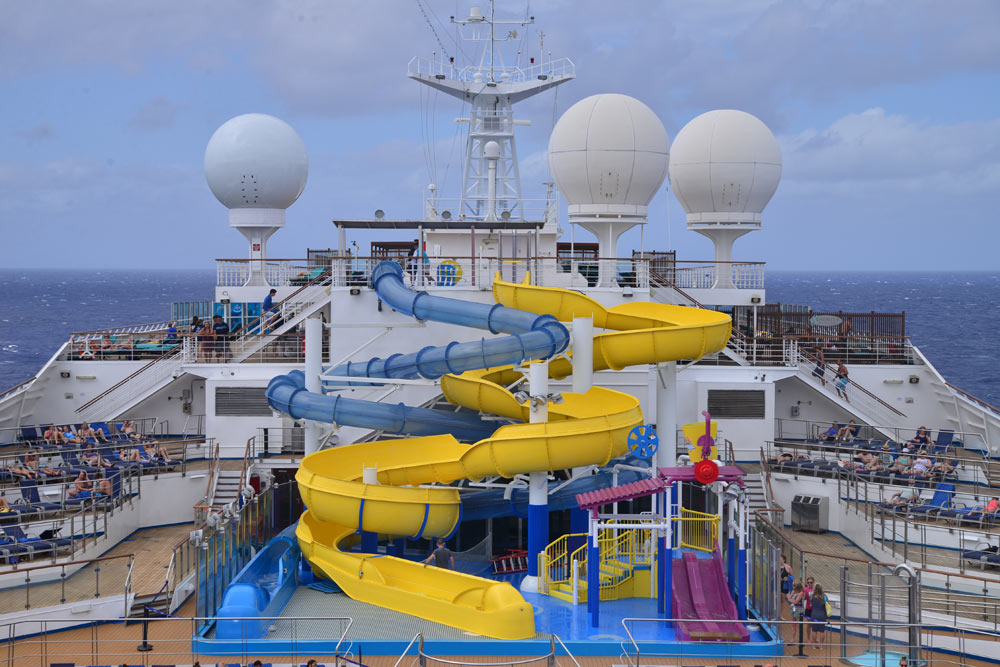 New Waterworks Park Added To Carnival Glory