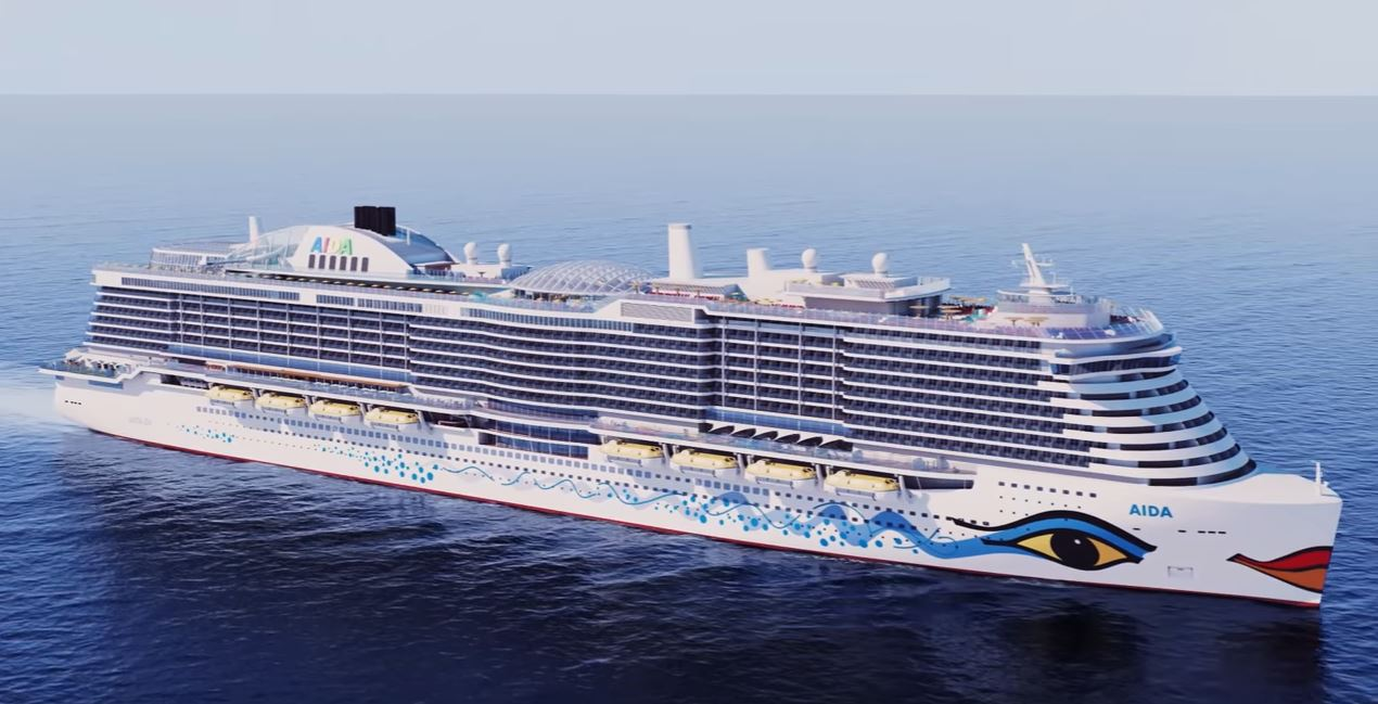 Take A Peak At This Massive Cruise Ship Coming In 2018