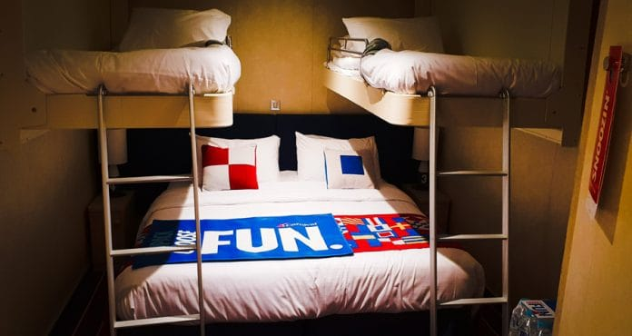 Which Staterooms to Book on a Carnival Cruise
