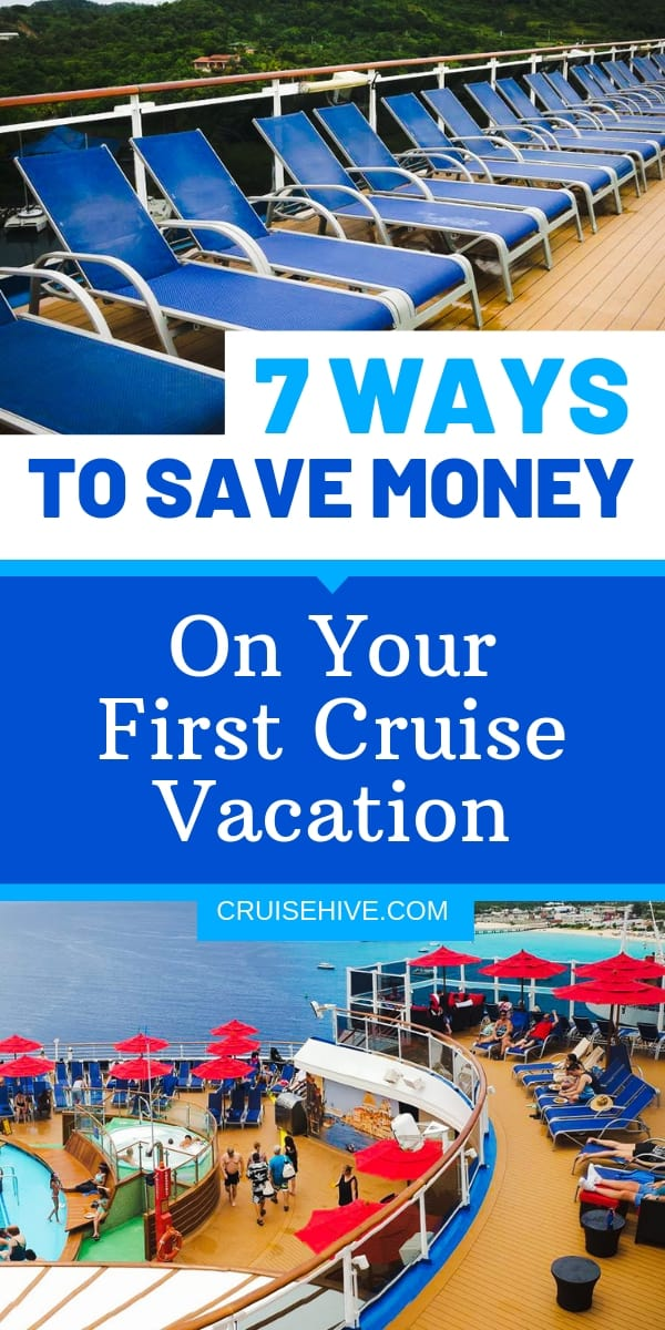 We've got seven ways travelers can save money on a cruise vacation. Covering popular topics like dining and savings when booking.