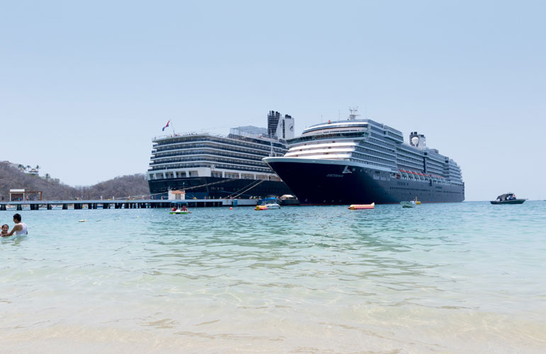 Holland America cruise Ships