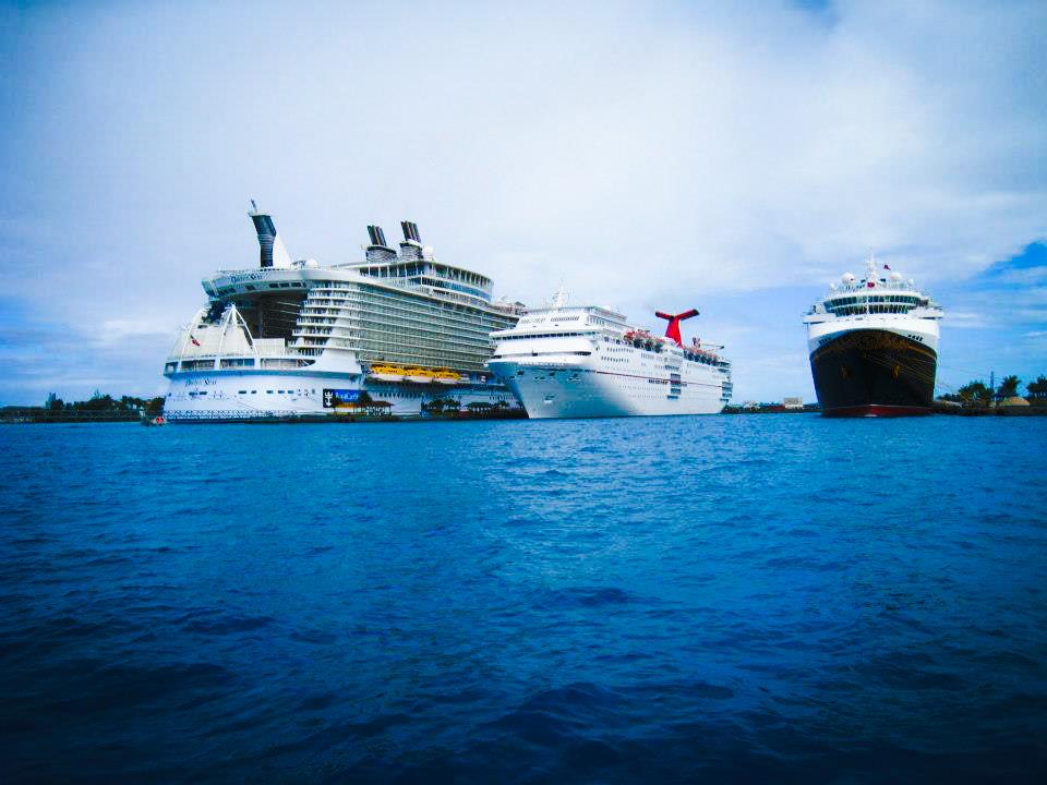 Why Keep Cruising On Ships