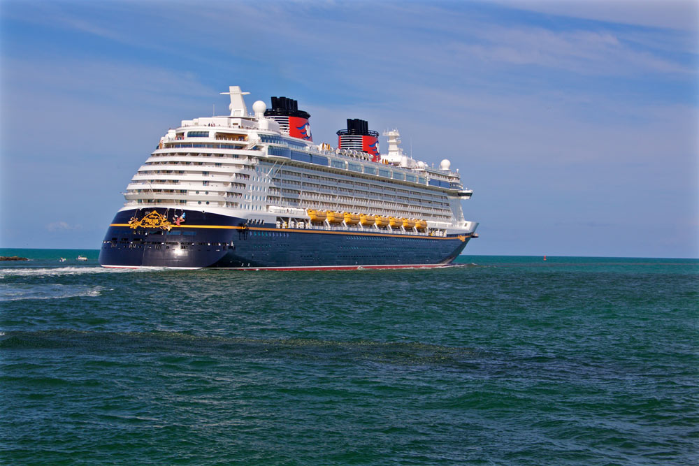 Passenger Rescued After Going Overboard Disney Cruise Ship