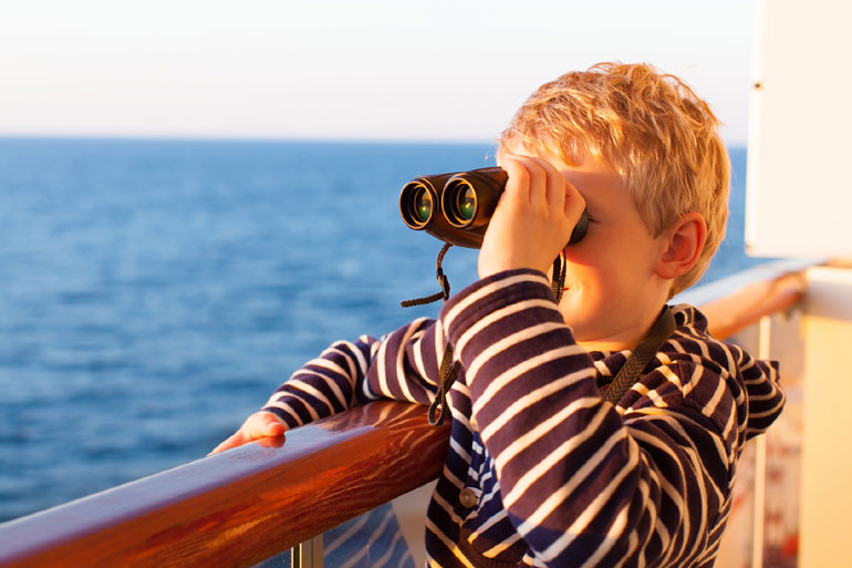 Cruise Tips for Kids