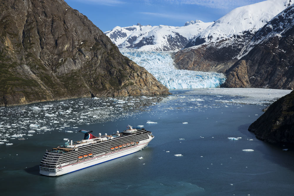 Carnival Cruise Line Adds New Activities For Alaska Season