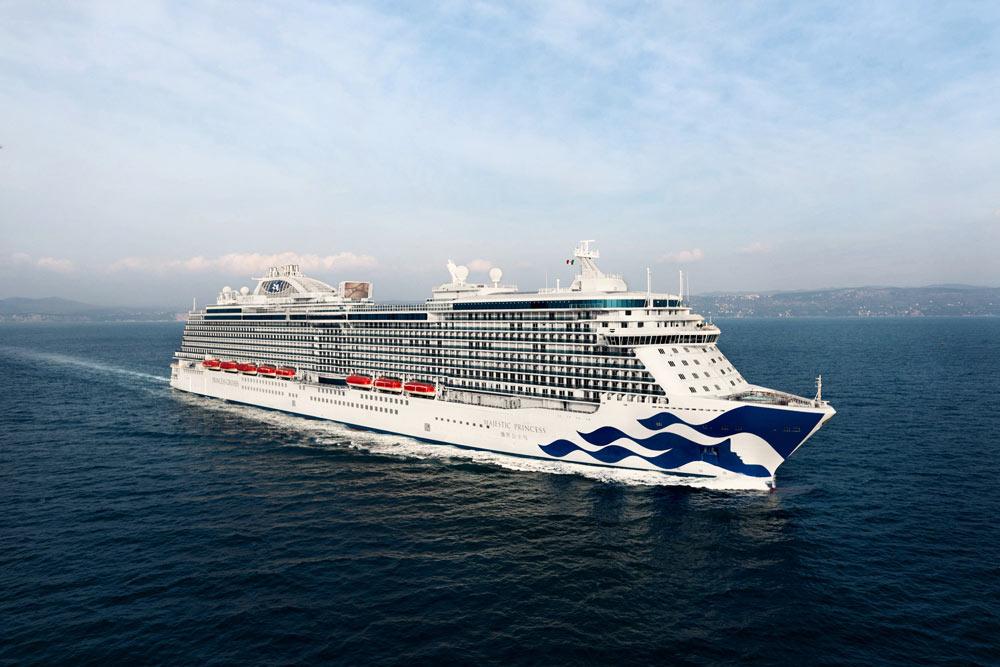 Majestic Princess To Sail Two Additional Cruises