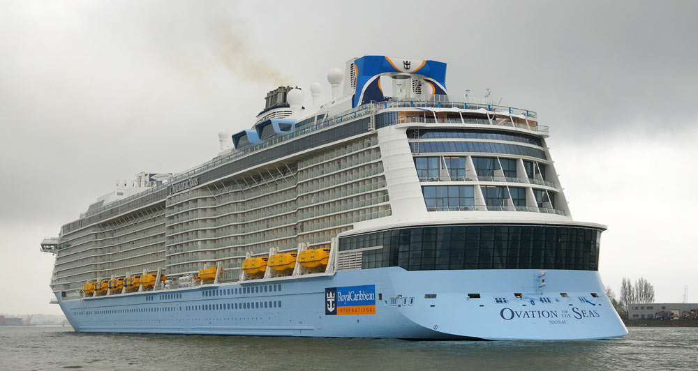 Royal Caribbean Cruises Ltd (RCL) Given Consensus Rating of