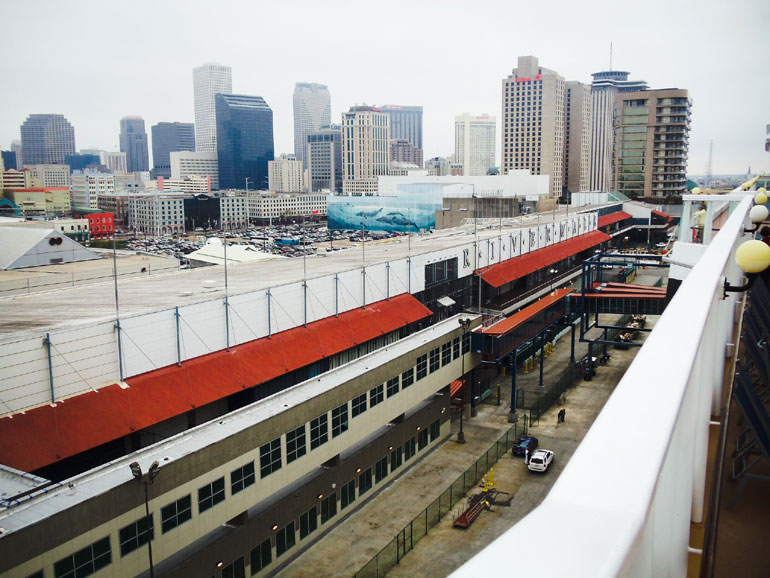 New Orleans Cruise Port Tips