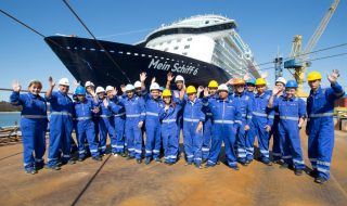 New TUI Cruise Ship