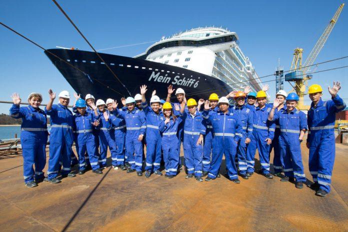 New TUI Cruise Ship