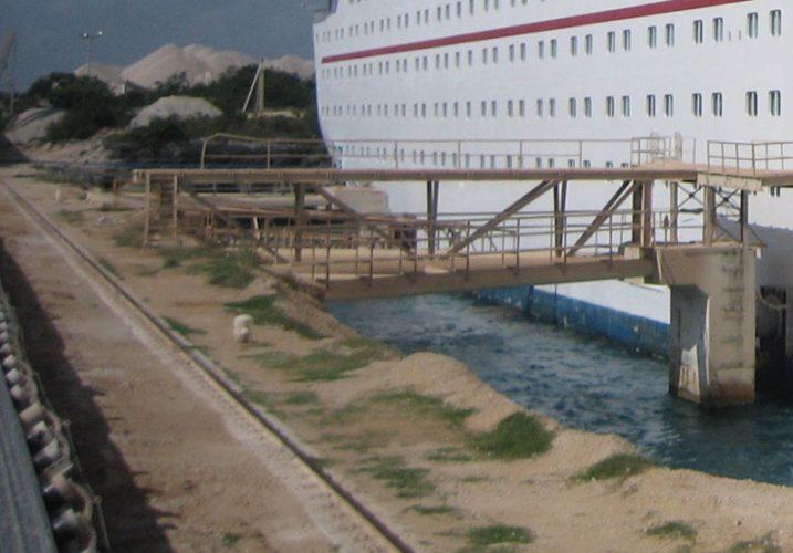 Calica Cruise Port