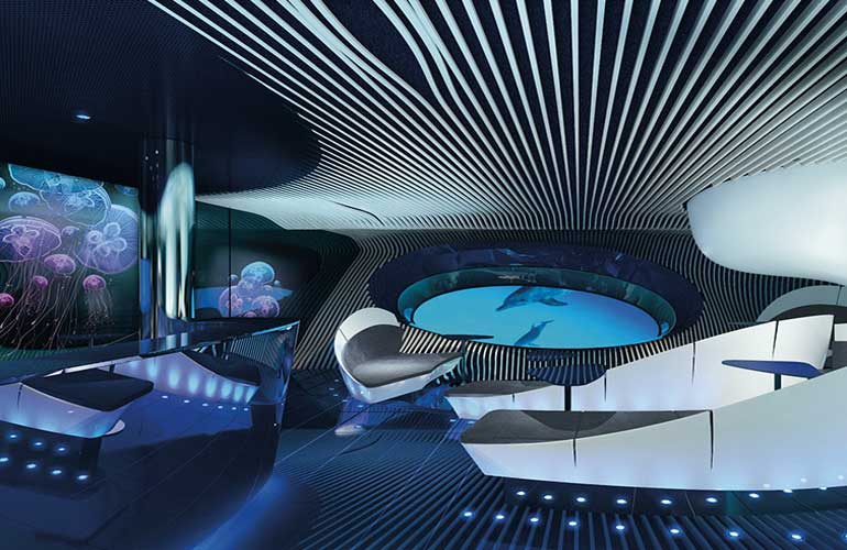 Blue Eye Underwater Lounge