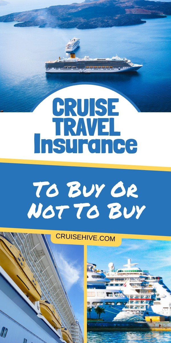 We'll help you decide on if you should buy cruise travel insurance or not. Read for these essential tips to keep you covered while on the ship.