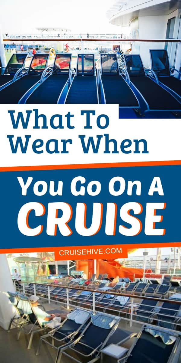 What to wear when you go on a cruise? We've got some tips for cruise outfits to make sure you're fully prepared for that dream vacation.