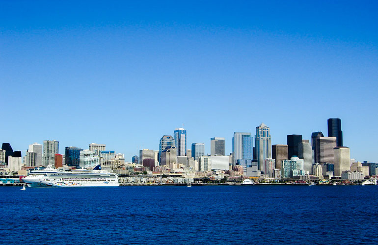 Port of Seattle Cruise Terminal Tips