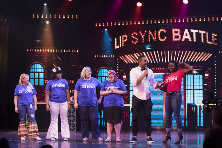 Saints' Cam Jordan edges Mark Ingram in charity Lip Sync Battle