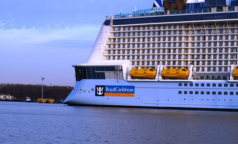Future Royal Caribbean Cruise Ship Name Trademarked - Smoking policy on cruise ships
