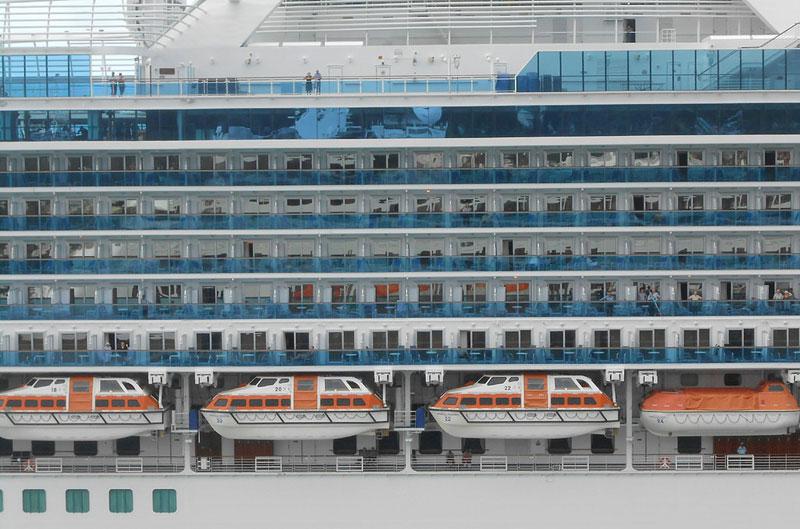 Cruise ship MYSTERY: FBI investigating suspicious DEATH on board Emerald Princess