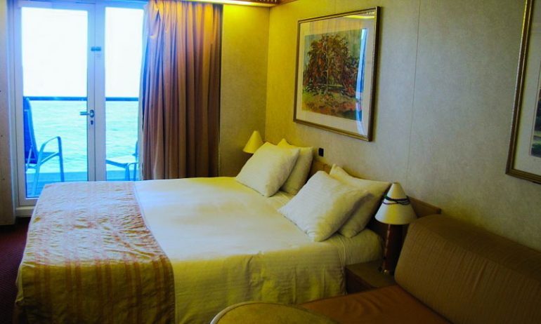 Carnival Miracle Cruise Ship Cabins