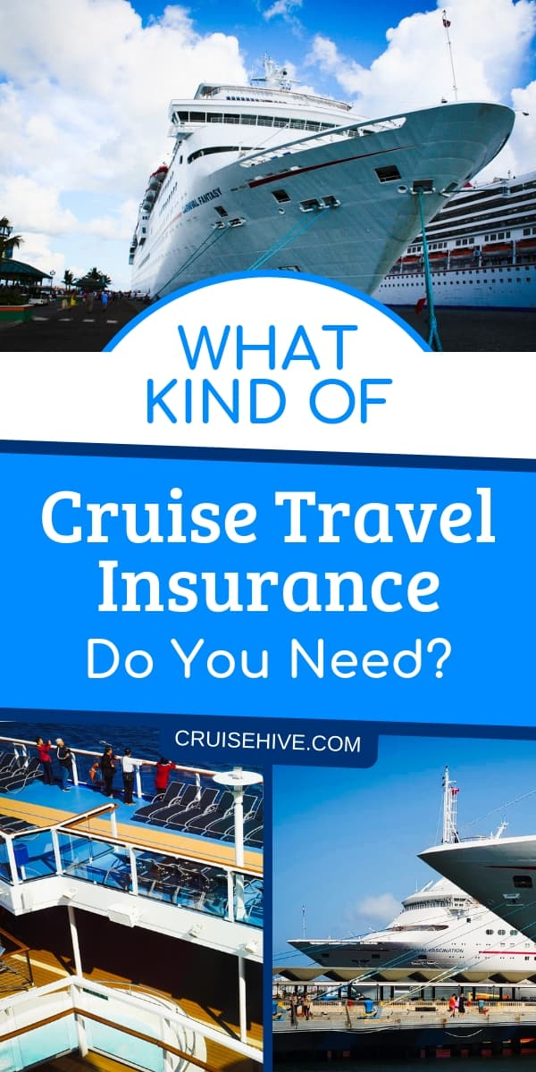 We are here to help you choose cruise travel insurance. Know more about getting yourself or family covered before you embark the cruise ship.
