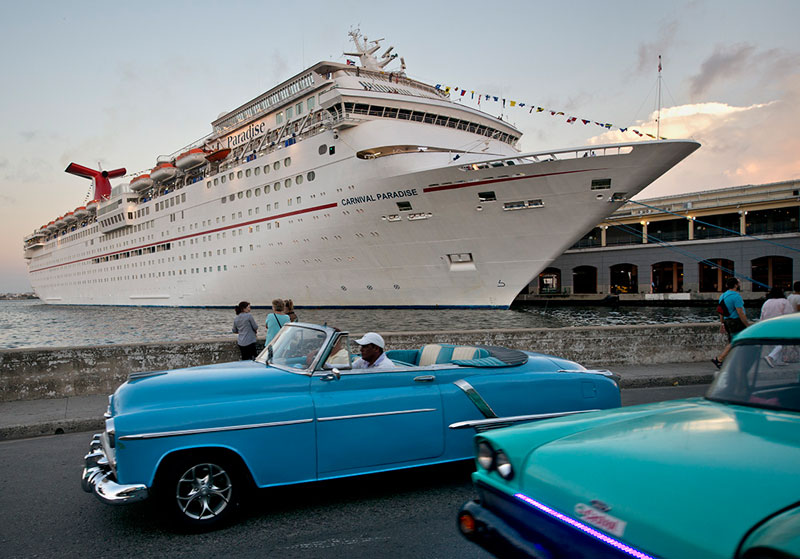 The First Ever Carnival Cruise Ship To Cuba Inspires Guests - Cuba cruise ship