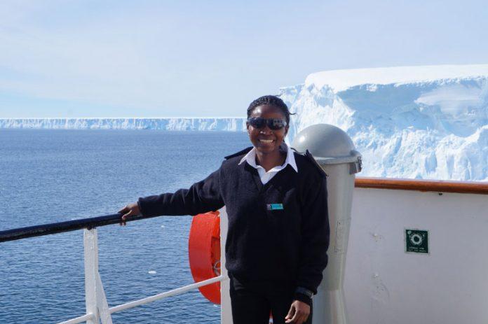Celebrity Cruises Female Cadet
