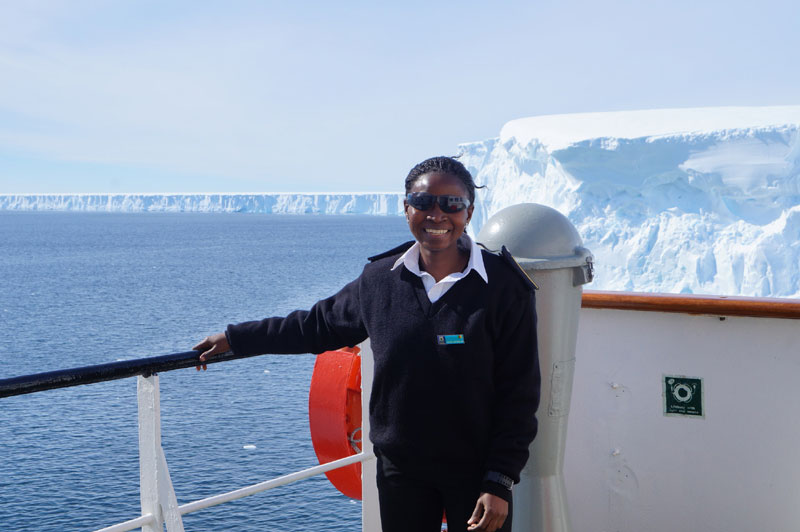 Celebrity Cruises Female Cadet