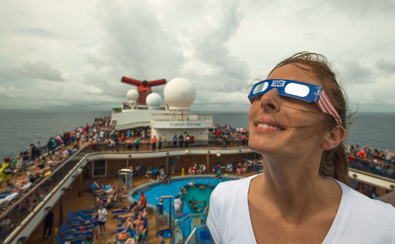 Carnival Cruise Line Total Eclipse