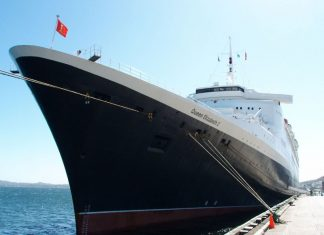 QE2 Final World Cruise