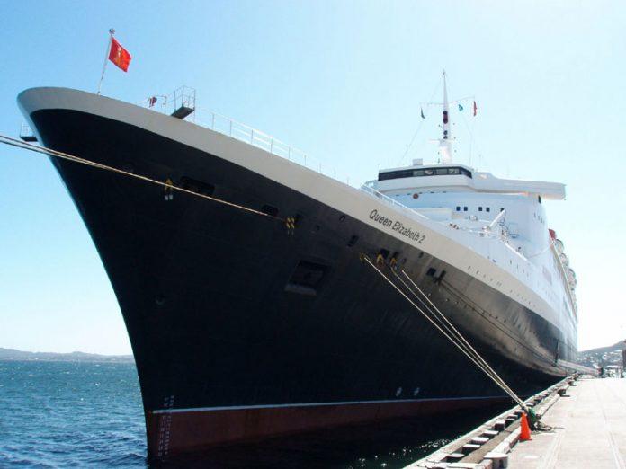 QE2 Final World Cruise