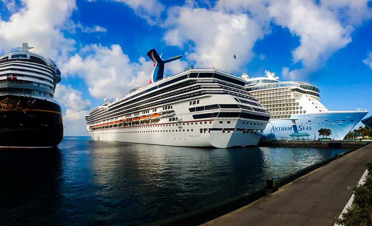 Big Cruise Ship Tipping